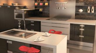 stratagem plans de travail stratifi s. Black Bedroom Furniture Sets. Home Design Ideas